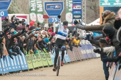 A happy new year for Toon Aerts - Joy of winning