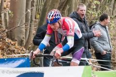 Oranje boven #2 - Mathieu van der Poel takes the win at the elite race in Overijse