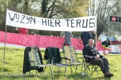 01-11-2017: Wielrennen: Veldrijden: dvv verzekeringen trofee: Koppenberg
