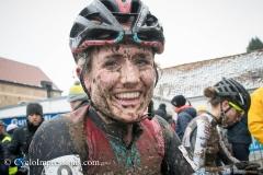 10-12-2017: Wielrennen: Druivencross: Overijse
