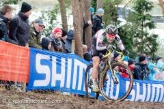 WK Zolder Beloften: Timon Ruegg
