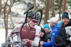WK Zolder Beloften: Davis Persevics - Latvia
