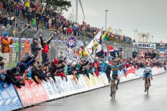 WK Zolder Beloften: Finish