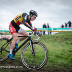 Sanne Cant winner in Middelkerke