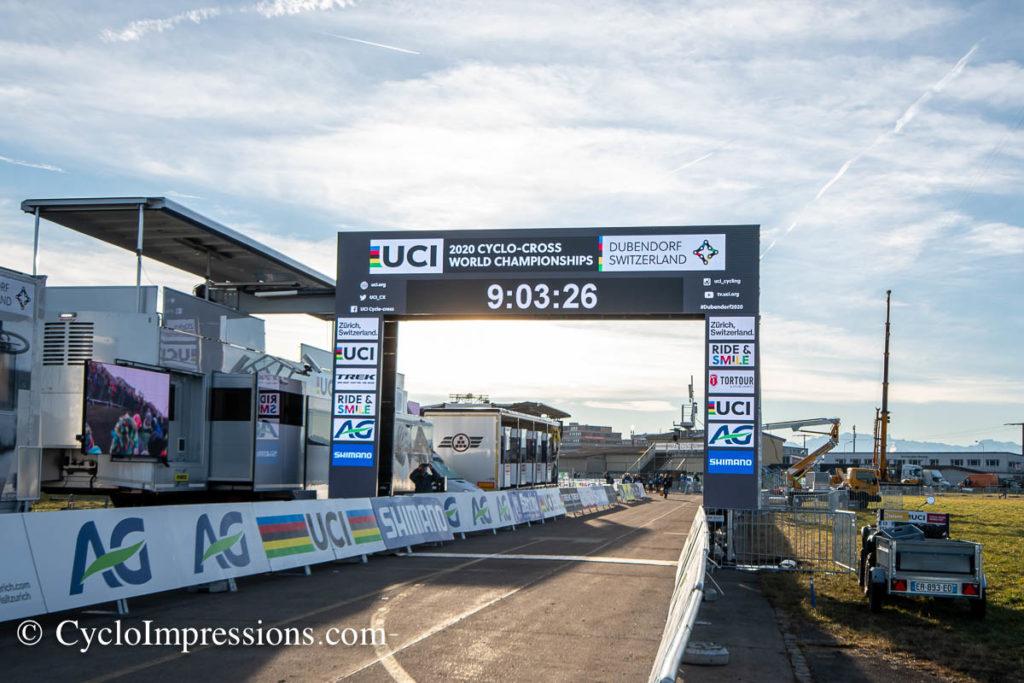 UCI CX WM 2020 Dübenworf